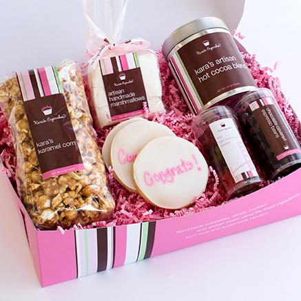 Congrats! gift box